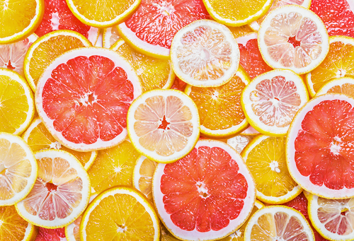 citrus food sensitivity