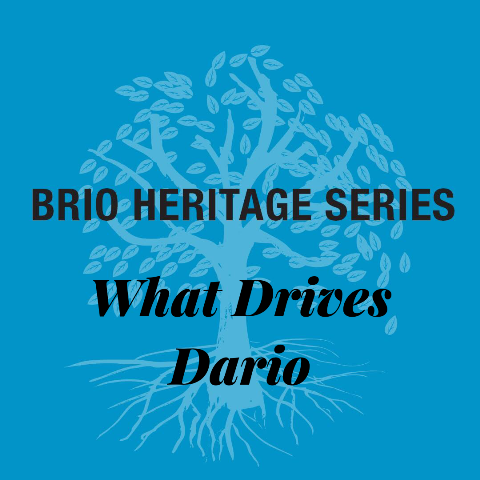 what drives dario heritage series