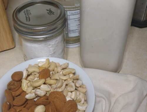 2 Ways to do Homemade Almond Milk with Bonus Recipe: Healthy Horchata